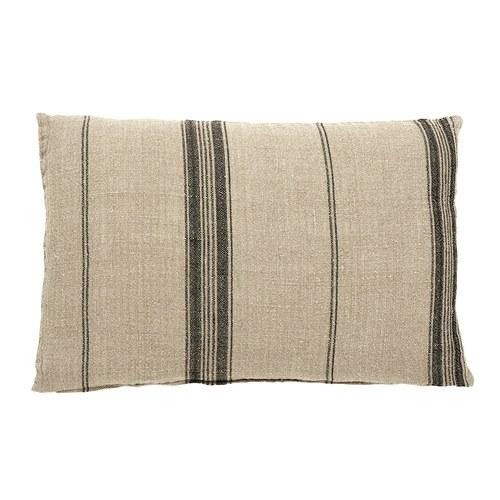 丹麥Nordal 簡約線條長形靠枕 (米)
