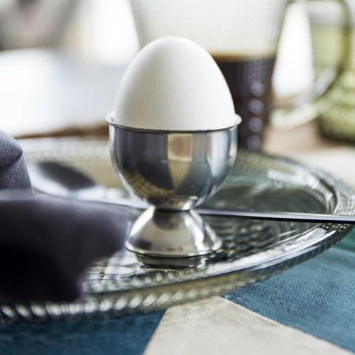丹麥Nordal 馬賽克霧感玻璃餐盤(草綠)