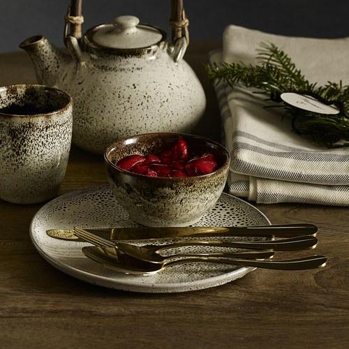 丹麥Nordal 晚宴奢華餐具組