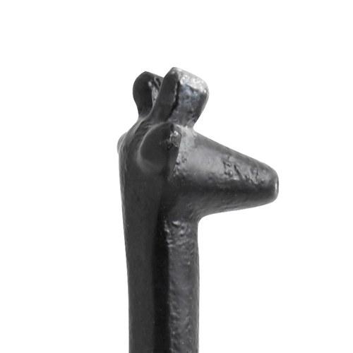 丹麥Nordal 鋼鐵長頸鹿擺飾品