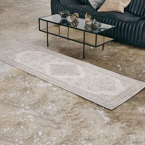 丹麥Nordal 土耳其磚牆圖紋編織地毯  (長200公分)