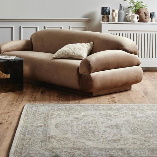 丹麥Nordal 土耳其磚牆圖紋編織地毯 (長240公分)