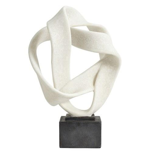 丹麥Nordal 同心結立體擺飾雕塑