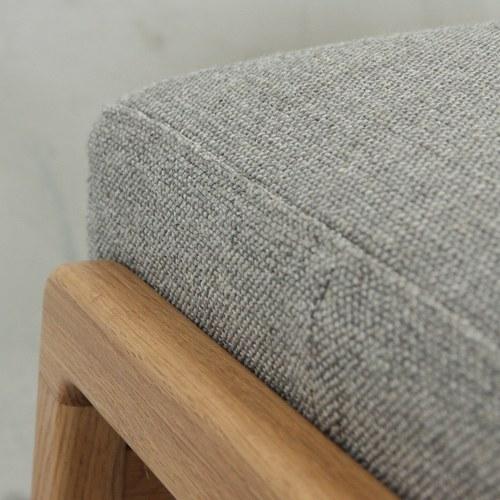 丹麥Sketch 北歐休閒布面椅凳 (灰)