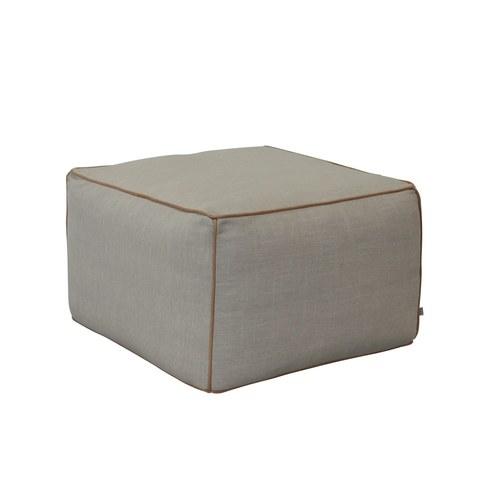 丹麥Sketch 立體方塊豆腐凳(米色)