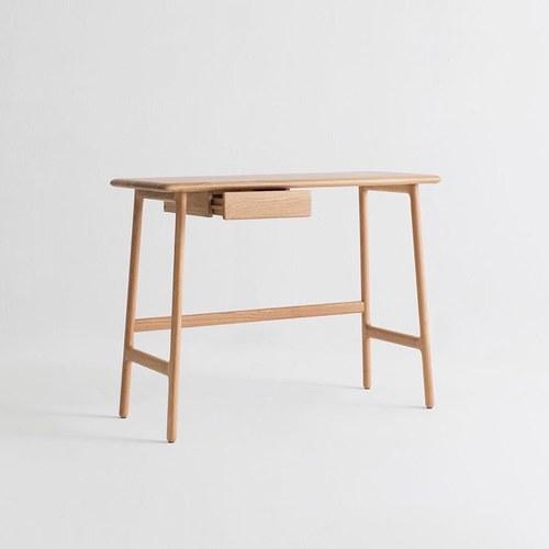 丹麥Sketch Author北歐寧靜生活書桌 (橡木)