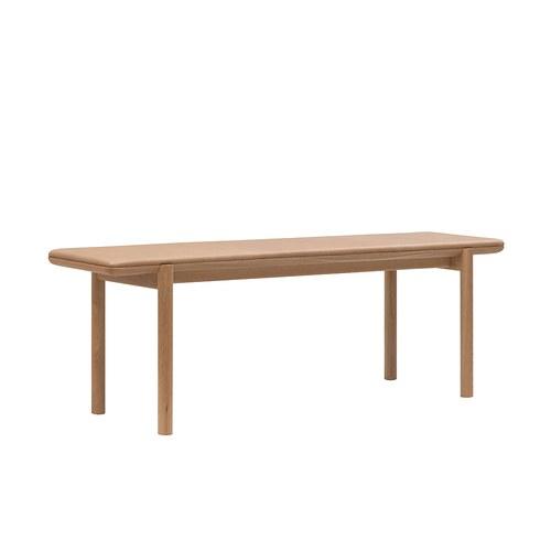丹麥Sketch Folk北歐森林長椅凳 (橡木、140公分)