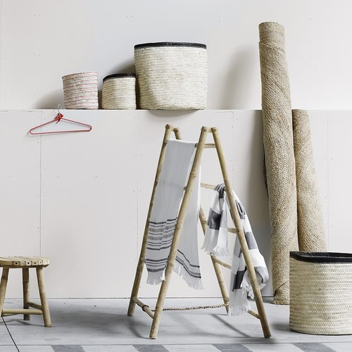 丹麥tineKhome 竹製毛巾置物掛架