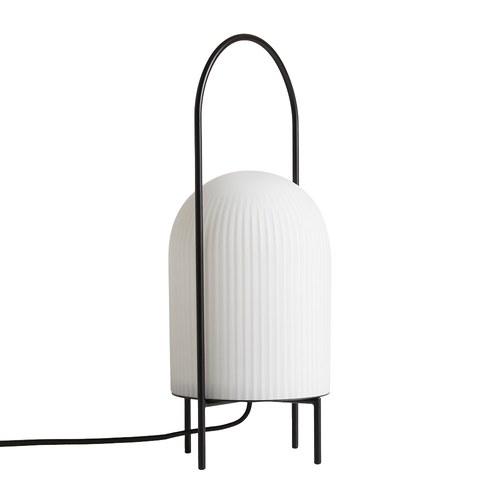 丹麥WOUD 蛋白石澄透桌燈