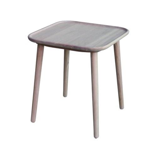波蘭 Sits 淺橡木色正方形小邊桌