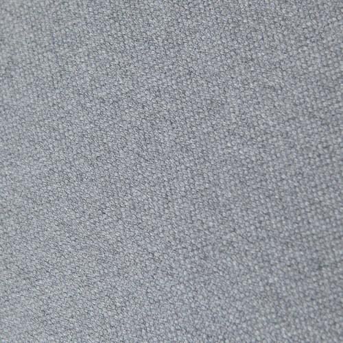 波蘭Sits Hugo金屬腳布面右向L型沙發 (灰)