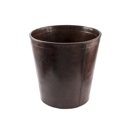 芬蘭Balmuir皮革家飾 紙捲筒 (深咖啡)