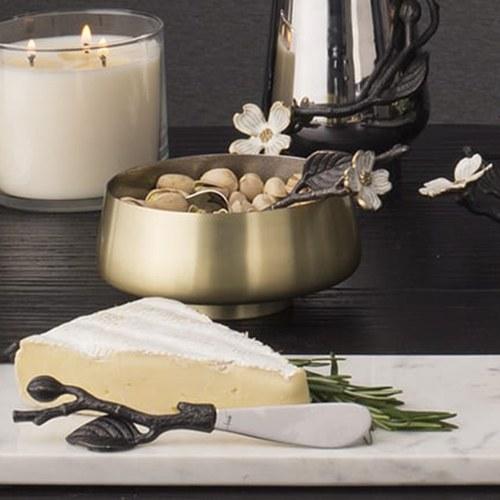 美國MichaelAram工藝飾品 山茱萸系列餐巾架