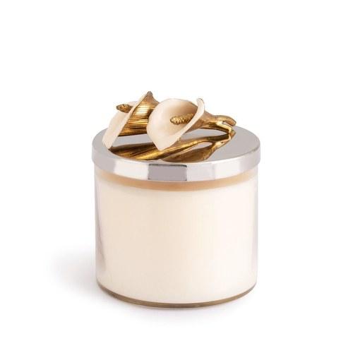 美國MichaelAram工藝飾品 幸福海芋系列經典蠟燭