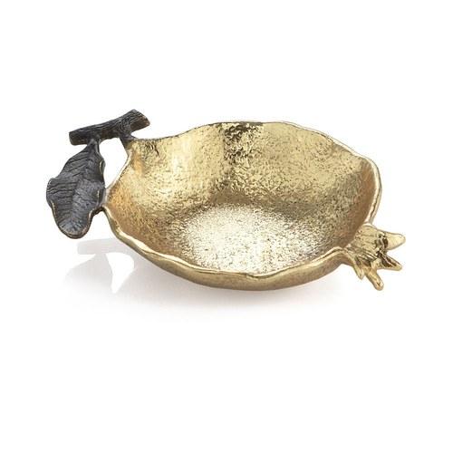 美國Michael Aram 鮮嫩石榴造型淺托盤