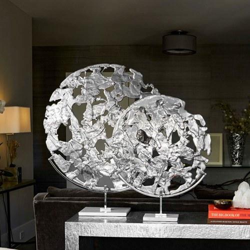 美國Michael Aram藝術擺飾 風暴後系列雕塑 (直徑56公分)
