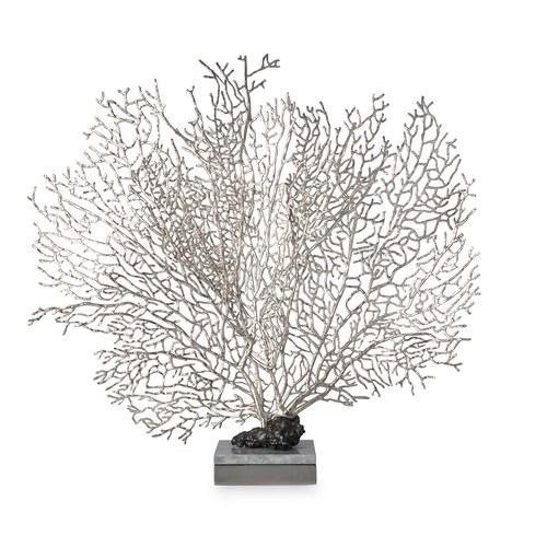 美國MichaelAram藝術擺飾 擬真扇狀珊瑚