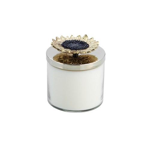 美國MichaelAram工藝飾品 梵谷向日葵系列經典蠟燭