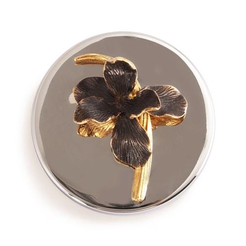 美國MichaelAram 黑色鳶尾花經典蠟燭
