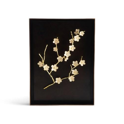 美國MichaelAram 櫻花春舞立體壁飾