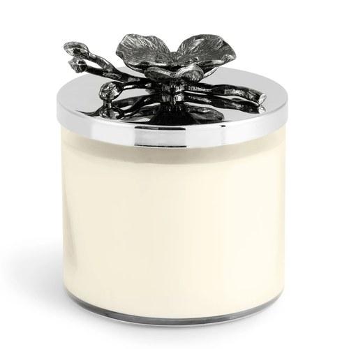美國Michael Aram 黑蘭花系列經典蠟燭