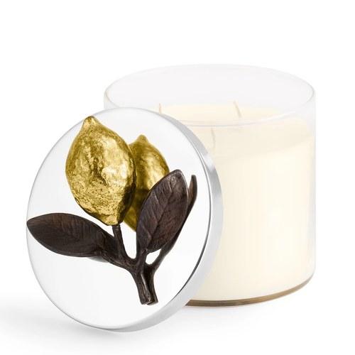 美國Michael Aram 檸檬樹系列經典蠟燭
