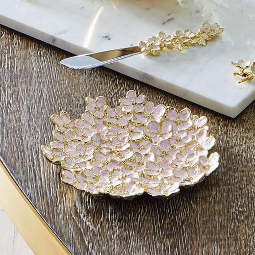 美國MichaelAram 櫻花春舞造型飾品盤