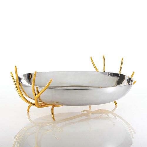 美國NimaOberoi 茂盛限量版桌飾盤