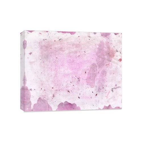 美國TwoPalms藝術掛畫 粉紫氤氳 (帆布、長152公分)
