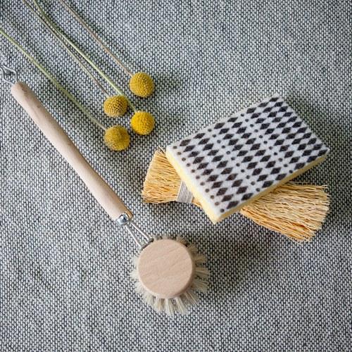 瑞典Iris Hantverk 長柄洗碗刷