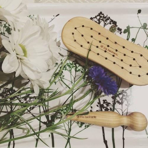 瑞典Iris Hantverk 蔬果軟毛刷