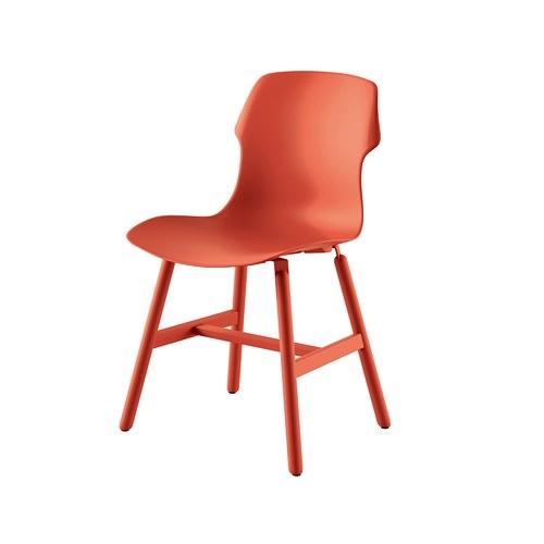 義大利CASAMANIA Stereo造型單椅 (紅)
