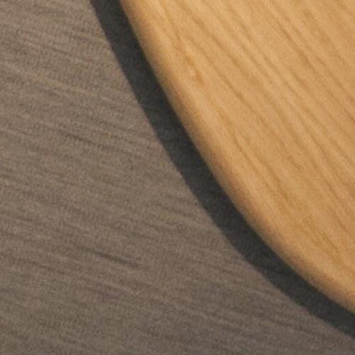 義大利CASAMANIA LilyWood 睡蓮造型咖啡桌 (灰)