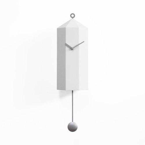 義大利Progetti 印度燈籠造型掛鐘