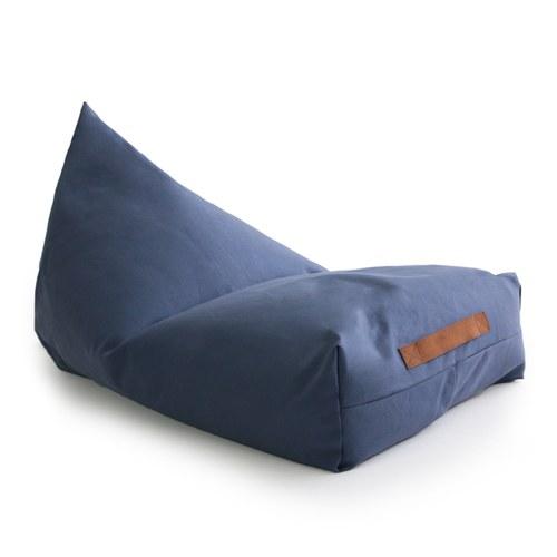 西班牙Nobodinoz 綠洲大懶骨頭沙發 (愛琴海藍)