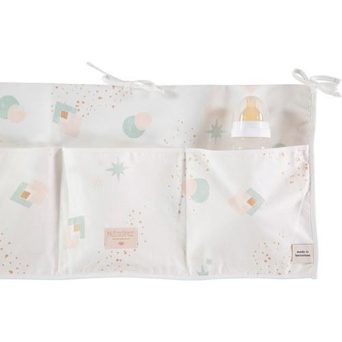 西班牙Nobodinoz 嬰兒床置物袋 (白日夢小太陽)