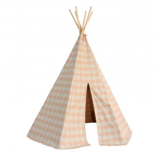 西班牙Nobodinoz 帳篷 (粉色繽紛樂)