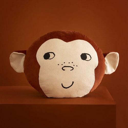 西班牙Nobodinoz 哈囉! 猴子先生玩偶靠枕