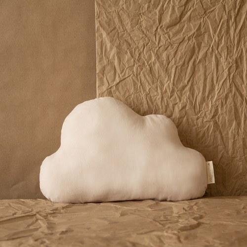 西班牙Nobodinoz有機棉 奶糖雲朵靠枕 (夢幻粉煙火)
