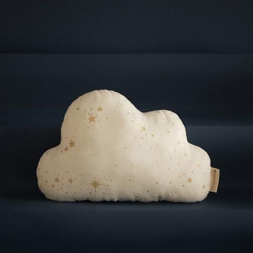 西班牙Nobodinoz有機棉 奶糖雲朵靠枕 (白日夢煙火)