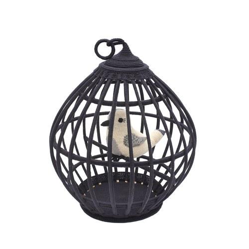 荷蘭ACP 黑色鳥籠擺飾