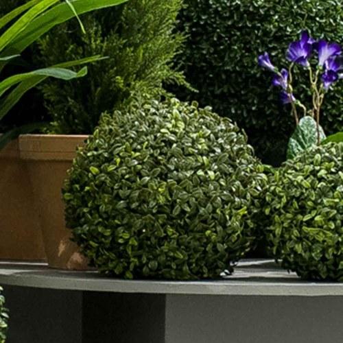 荷蘭Emerald人造植物 小黃楊灌木