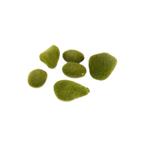 荷蘭Emerald人造植物 綠青苔蘚石