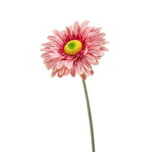 荷蘭Emerald人造花藝 粉色非洲菊