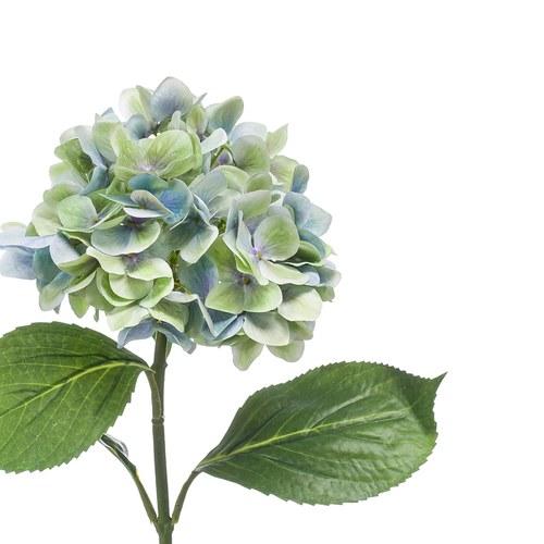 荷蘭Emerald人造花藝 藍色繡球花(67公分)