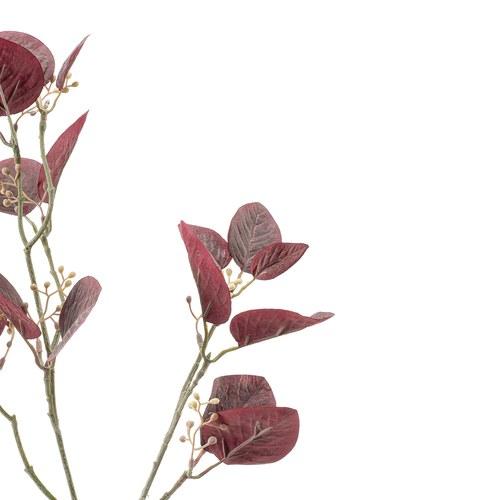 荷蘭Emerald人造植物 尤加利葉 (紫)