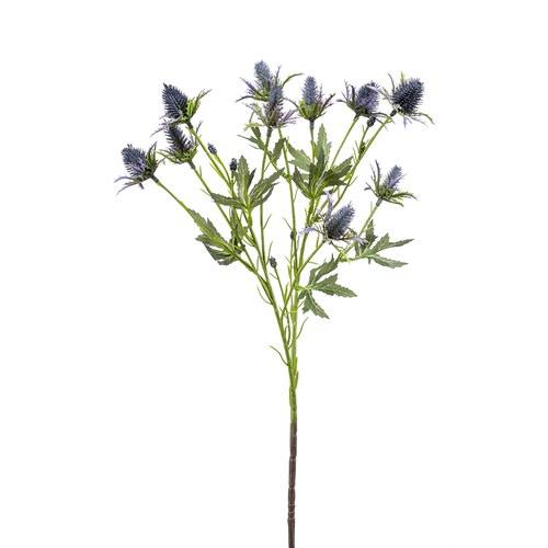 荷蘭Emerald人造花藝 藍色刺芹花 (68公分)