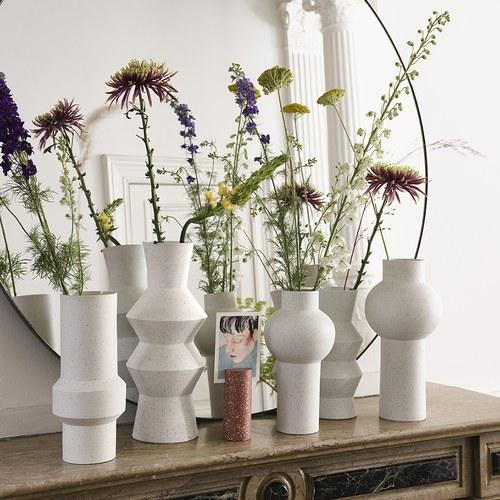 荷蘭HkLiving 高雅羅馬風花瓶(I型)