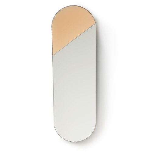 荷蘭HkLiving 粉色戀愛魔鏡掛鏡