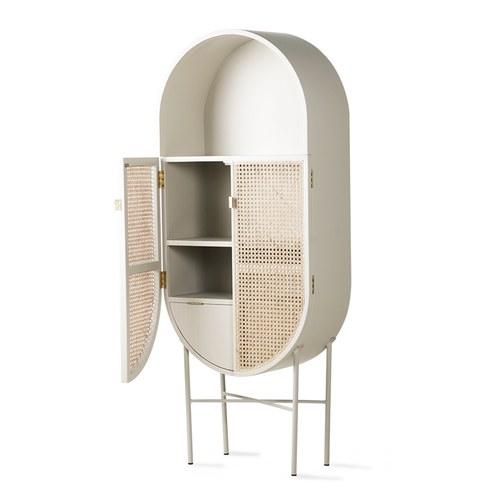 荷蘭HkLiving RETRO橢圓半開放式高櫃